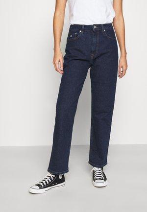 HARPER - Straight leg jeans - oslo dark blue