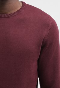 Pier One - Jumper - bordeaux - 3