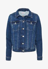 s.Oliver - LANGARM - Denim jacket - blue denim - 4