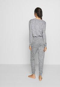 Anna Field - SET - Pyjama set - mottled grey - 2