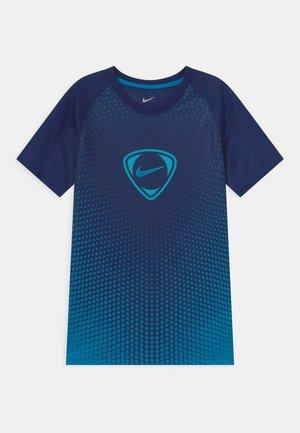 ACADEMY UNISEX - Camiseta estampada - blue void/imperial blue