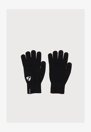 IACO TOUCH GLOVE MULTISPORT UNISEX - Gloves - black