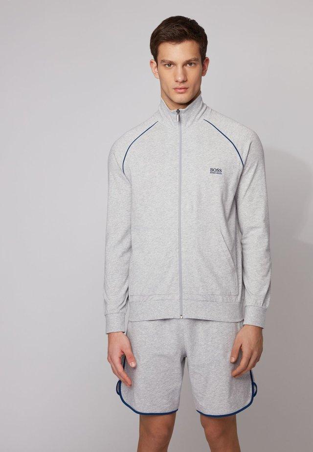 Training jacket - light grey