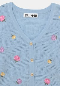 Cotton On - AUDREY FLORAL - Cardigan - white/water blue - 2