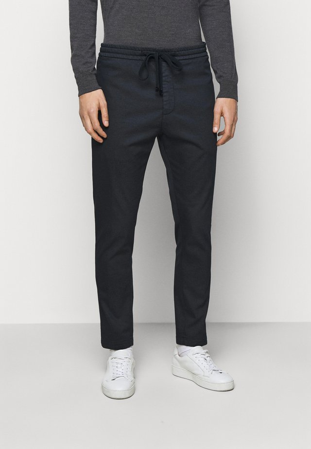 PANATLONE DOM - Pantalones - dark blue