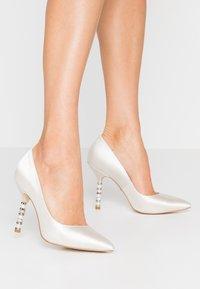 Dune London - BONDS - High heels - ivory - 0