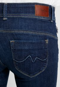 Pepe Jeans - NEW BROOKE - Slim fit jeans - dark-blue denim - 5