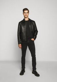 Belstaff - LONG SLEEVED  - Langarmshirt - black - 1