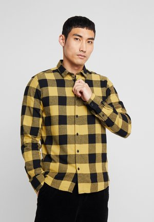 ONSGUDMUND CHECKED - Shirt - burnished gold