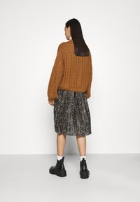 JDY - JDYBOA SKIRT - A-line skirt - black - 2