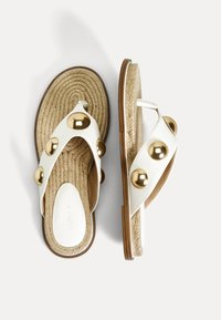 OYSHO - Slippers - white - 0