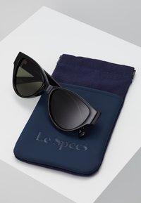 Le Specs - EUREKA - Sluneční brýle - black - 2