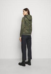 Barbour International - Light jacket - vine - 2