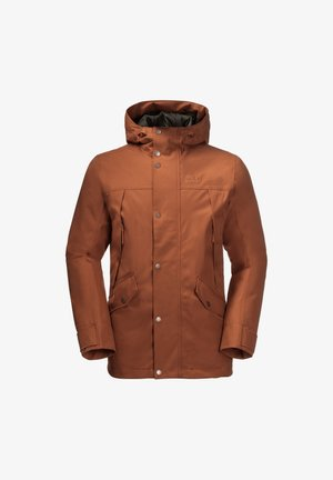 CLIFTON HILL JACKET - Outdoor jacket - copper