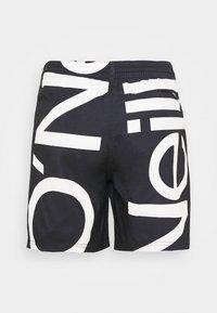 O'Neill - CALI ZOOM - Plavky - black/white - 5