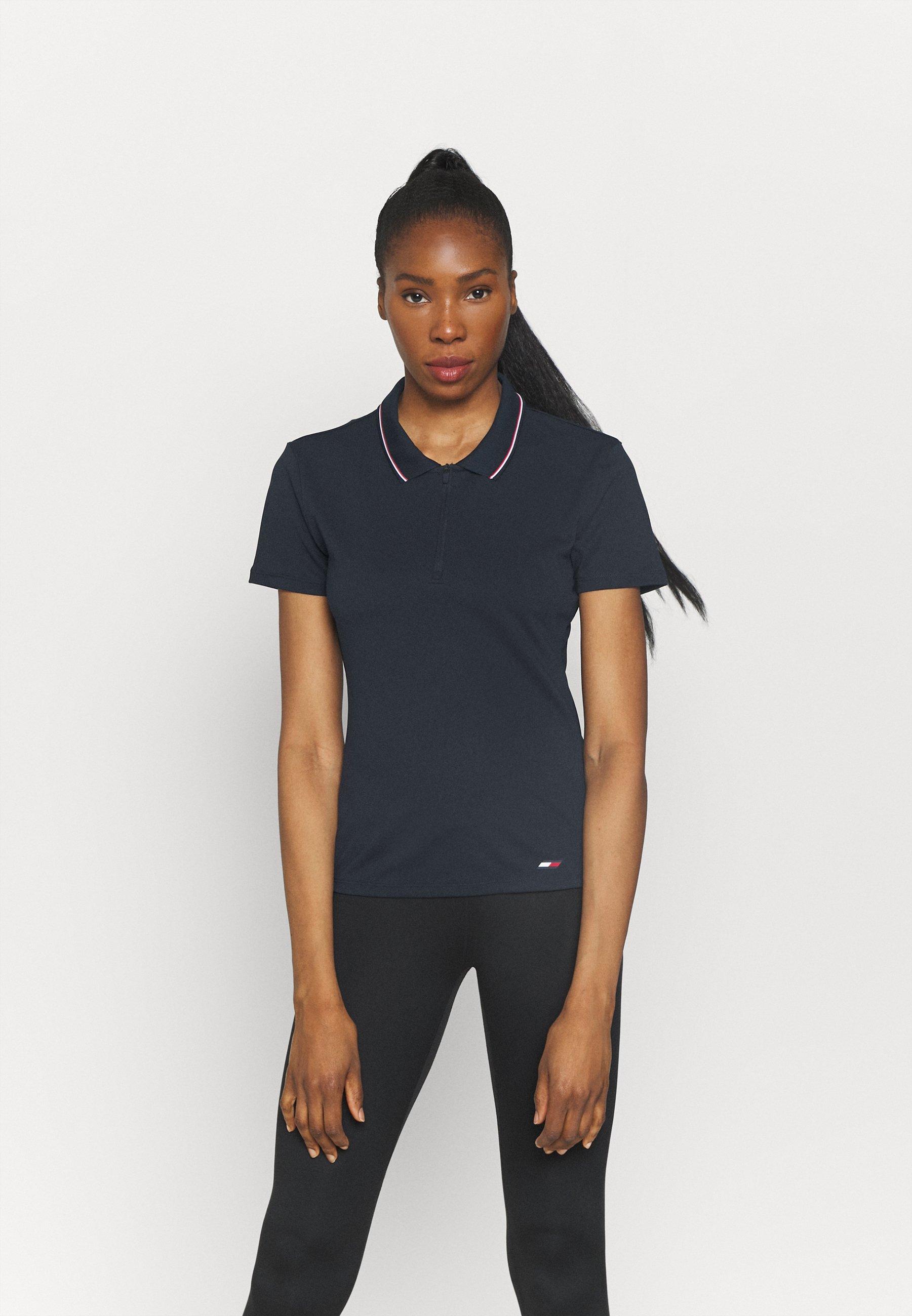 Women SLIM POLO - Polo shirt