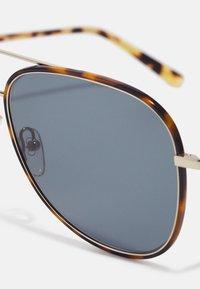 Salvatore Ferragamo - UNISEX - Sluneční brýle - vintage tortoise - 4