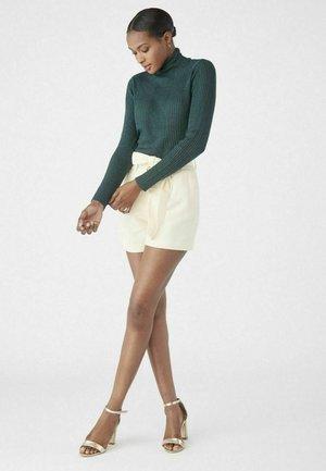 Fleece jumper - green