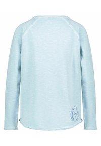 Lieblingsstück - Long sleeved top - blau - 2