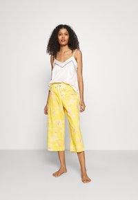 Marks & Spencer London - DEAL - Pyjama bottoms - buttercup - 1