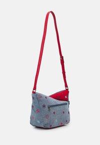 Desigual - BOLS JULY HARRY MINI - Across body bag - carmin - 1