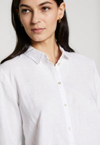 Esprit - CORE - Button-down blouse - white - 4