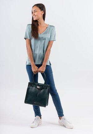 SINDY - Käsilaukku - green