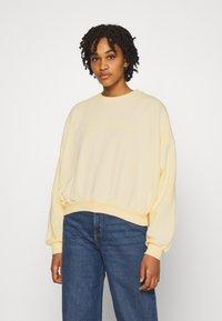 Gina Tricot - EVE  - Sweatshirt - yellow - 0