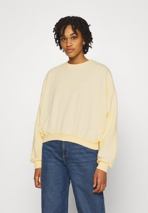 EVE  - Sweatshirt - yellow