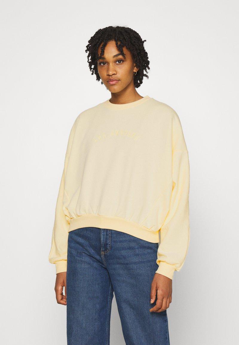Gina Tricot - EVE  - Sweatshirt - yellow