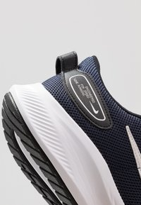 Nike Performance - RUNALLDAY 2 - Neutral running shoes - midnight navy/white/black - 5