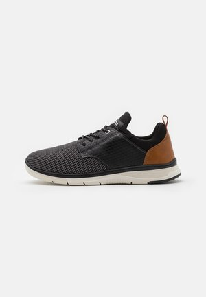 PORTHOS - Trainers - grey/black