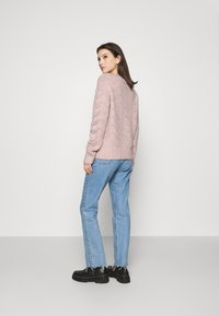 Pieces - NOOS - Pullover - misty rose - 2