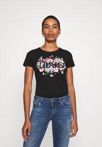 Liu Jo Jeans - MODA - T-shirt print - nero - 0