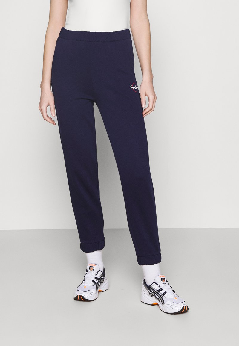 Pepe Jeans - CHANTAL - Tracksuit bottoms - thames