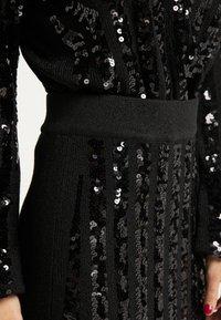 faina - Pencil skirt - schwarz - 3