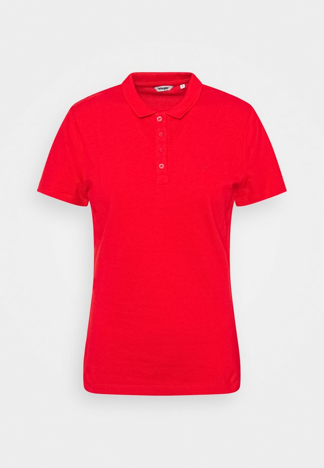 POLO - Polo - flame red