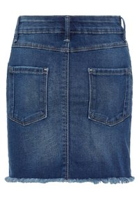 Name it - Jeansrok - dark blue denim - 1