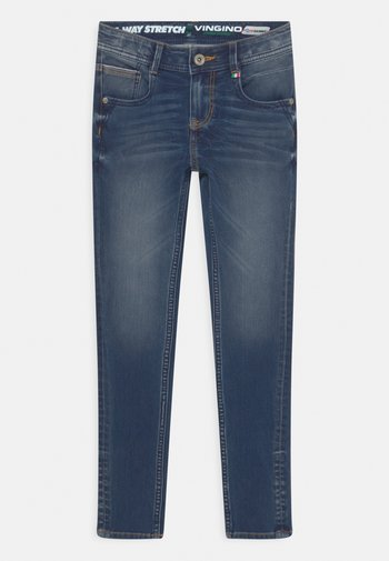 ALFONS - Relaxed fit jeans - cruziale blue
