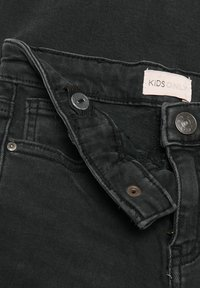 Kids ONLY - KONMADISON LIFE  - Jeans Bootcut - black - 2
