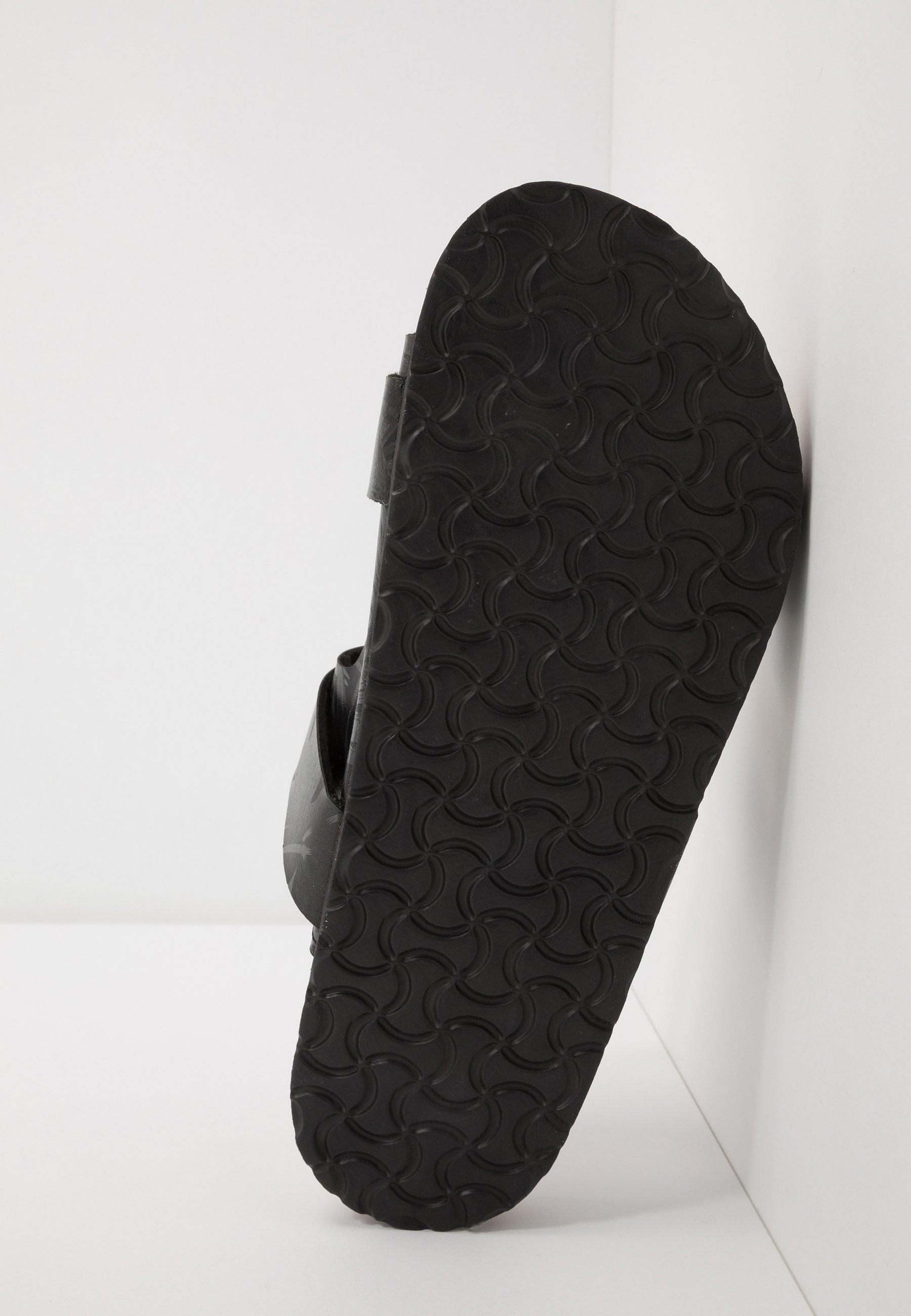 Uomo Pantofole - black