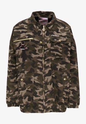 Light jacket - camouflage