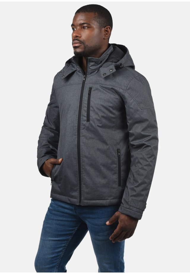 MATHEO - Light jacket - dark grey