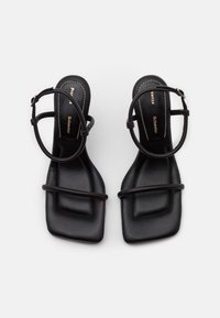 Proenza Schouler - CECIL PADDED ANKLE STRAP - High heeled sandals - black - 4