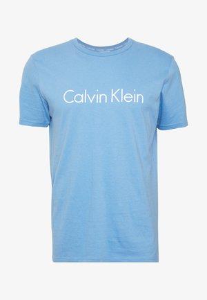 COMFORT CREW NECK - Pyjama top - blue