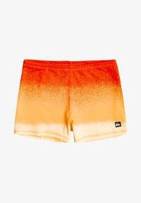 Quiksilver - EVERYDAY SWIMMER  - Swimming trunks - orange pop - 0