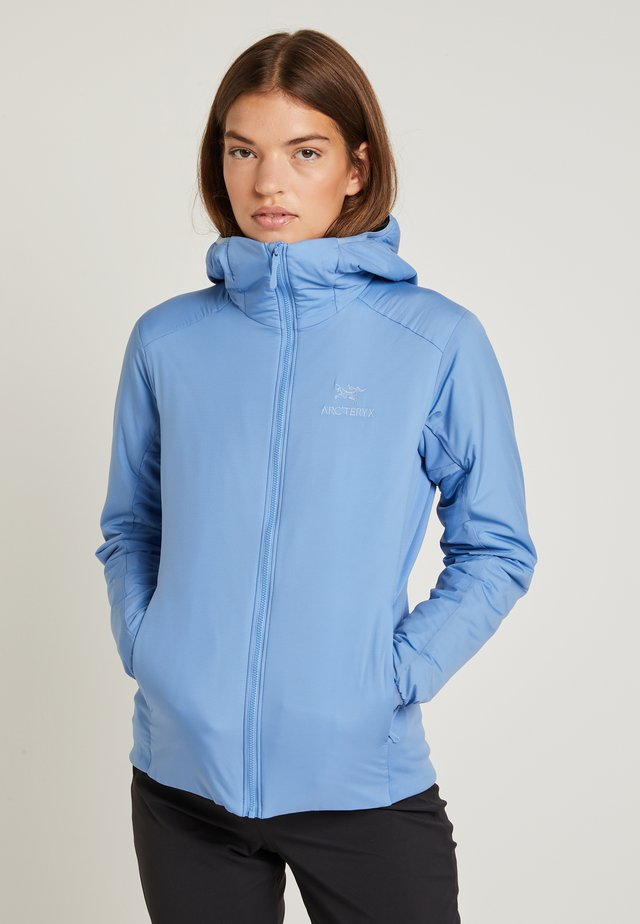 ATOM HOODY WOMEN'S - Outdoor jacket - helix