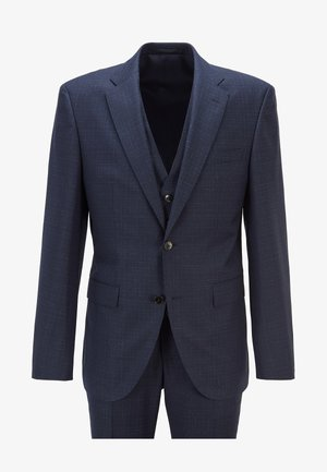 Suit - dark blue