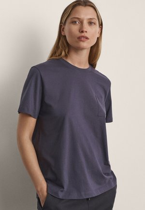 T-shirt basique - dark grey
