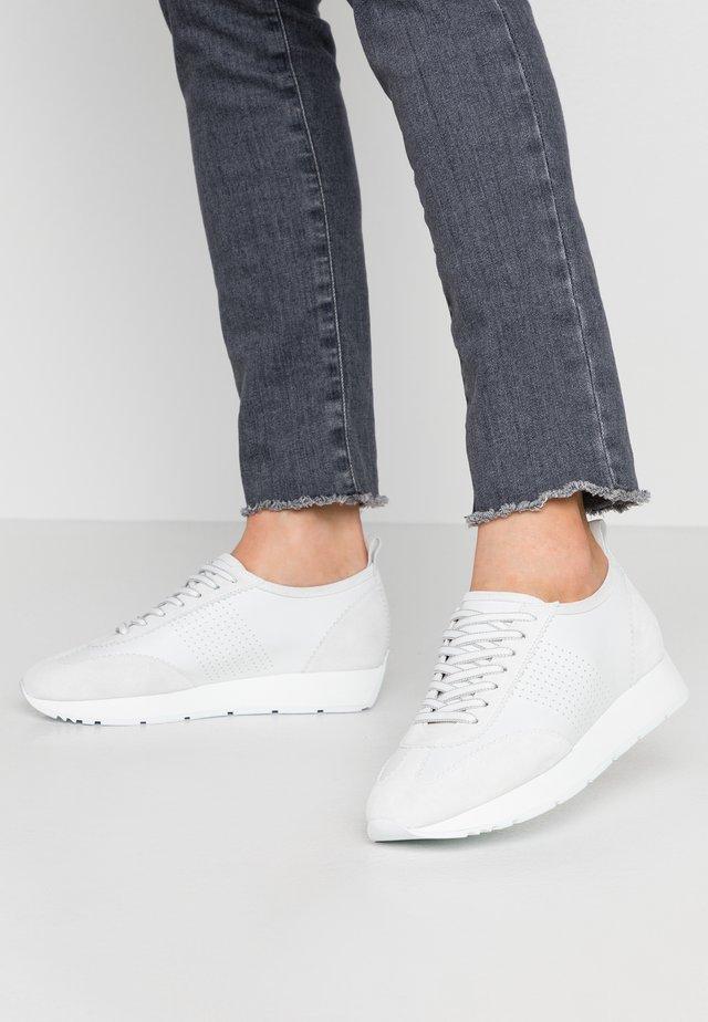 LEVEL - Sneakers basse - bianco/weiß